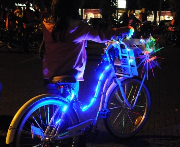 fietsoptocht